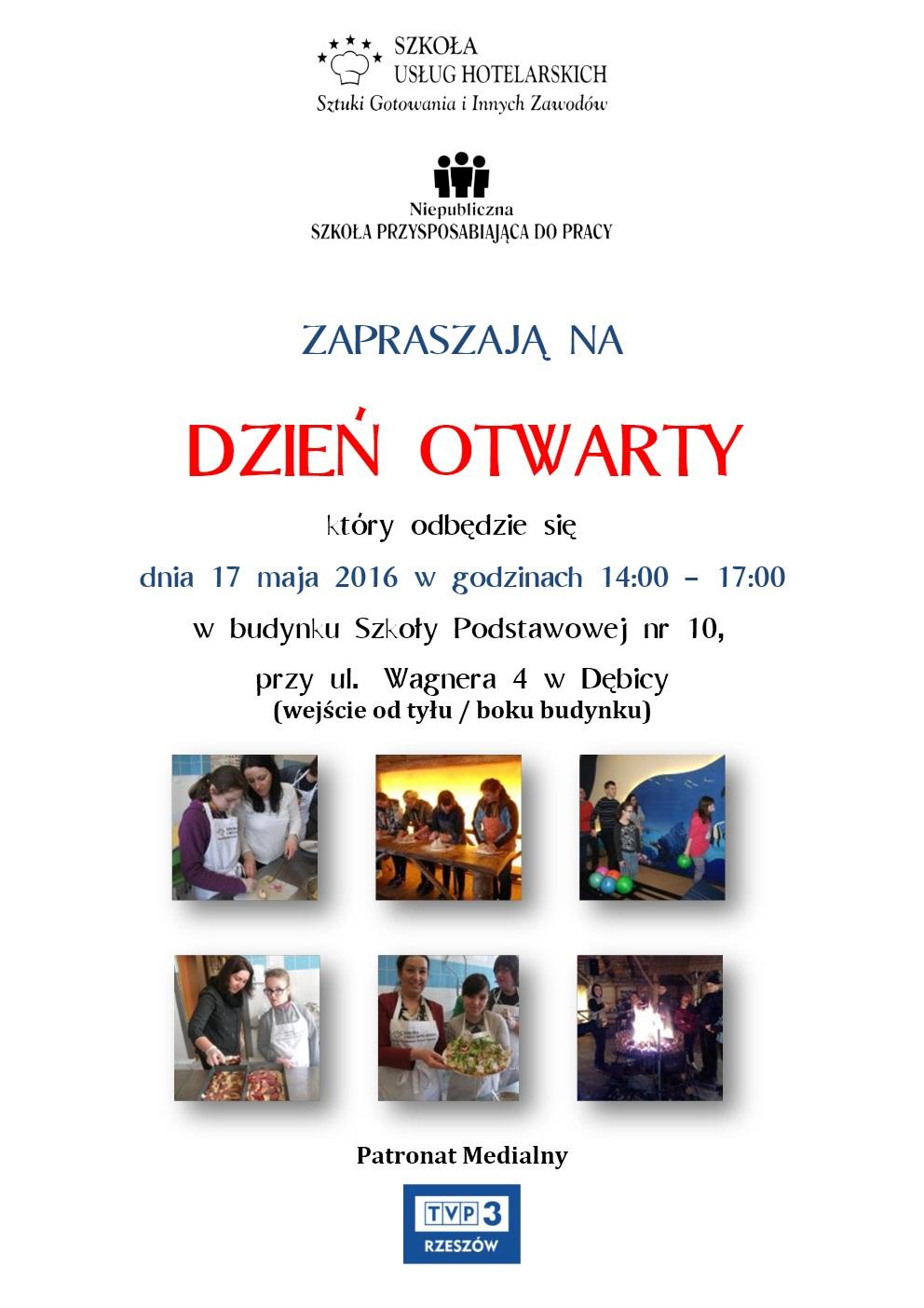 Zaproszenie na DZIEŃ OTWARTY z logo 4 wersja-2